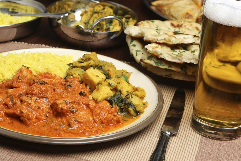 Free Free Papadom And Chutney  at Bombay Kitchen