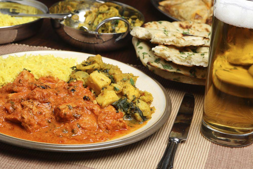 Free Free Papadom And Chutney  at Bombay Kitchen